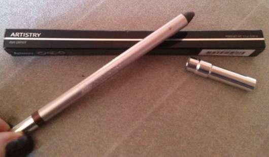 test kajal artistry eye pencil farbe golden chestnut. Black Bedroom Furniture Sets. Home Design Ideas