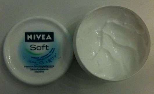 test body pflege nivea soft intensive. Black Bedroom Furniture Sets. Home Design Ideas
