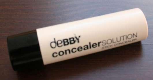 test concealer abdeckstift debby concealer solution stick concealer farbe 01 light. Black Bedroom Furniture Sets. Home Design Ideas