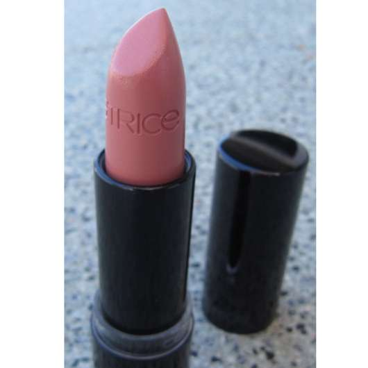 test lippenstift catrice ultimate colour lipstick farbe 190 the nuder the better. Black Bedroom Furniture Sets. Home Design Ideas