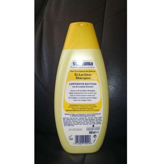 test shampoo schauma ei lecithin shampoo le testbericht von candygirly8. Black Bedroom Furniture Sets. Home Design Ideas