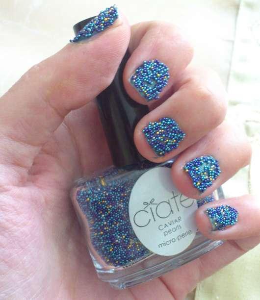 Ciate Caviar Pearls: Ciaté Caviar Manicure Set, Farbe: Blau