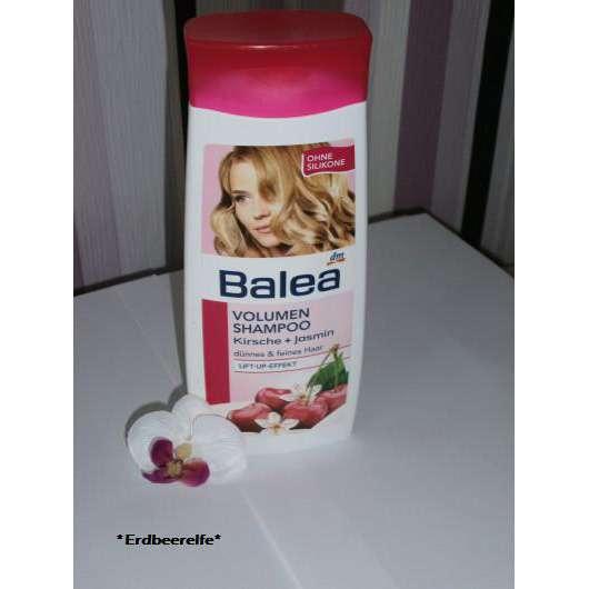 test shampoo balea volumen shampoo kirsche jasmin testbericht von erdbeerelfe1203. Black Bedroom Furniture Sets. Home Design Ideas