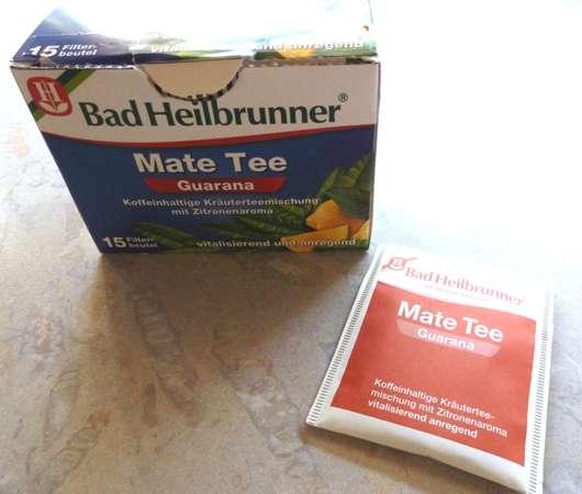 Mate Tee Rauchen