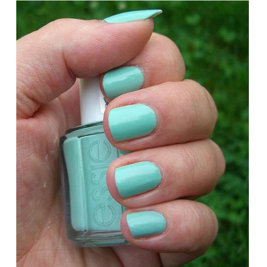 test nagellack essie nagellack farbe 99 mint candy apple testbericht von aljana. Black Bedroom Furniture Sets. Home Design Ideas