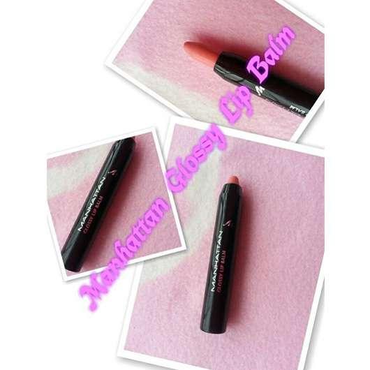 test lippenpflege manhattan glossy lip balm farbe 40d sweet naughty testbericht von. Black Bedroom Furniture Sets. Home Design Ideas