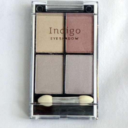 Indigo Eyeshadow Quattro, Farbe: Helle