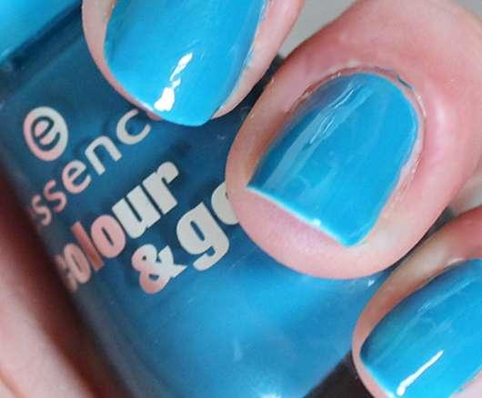 Test - Nagellack - Essence Colour U0026 Go Nail Polish Farbe 128 Letu2019s Get Lost U2013 Testbericht Von ...