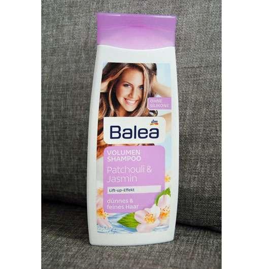 test shampoo balea volumen shampoo patchouli jasmin testbericht von keineidee. Black Bedroom Furniture Sets. Home Design Ideas