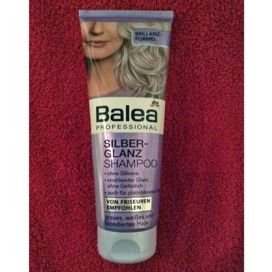 test shampoo balea professional silberglanz shampoo testbericht von netschopp. Black Bedroom Furniture Sets. Home Design Ideas