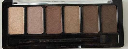 Test - Eyeshadow - Catrice Absolute Nude Eyeshadow Palette