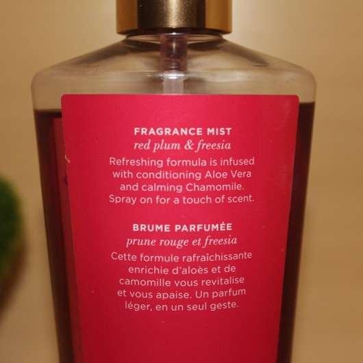 test bodyspray victoria s secret pure seduction fragrance mist testbericht von. Black Bedroom Furniture Sets. Home Design Ideas