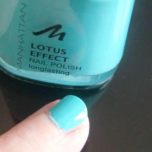test nagellack manhattan lotus effect nail polish. Black Bedroom Furniture Sets. Home Design Ideas