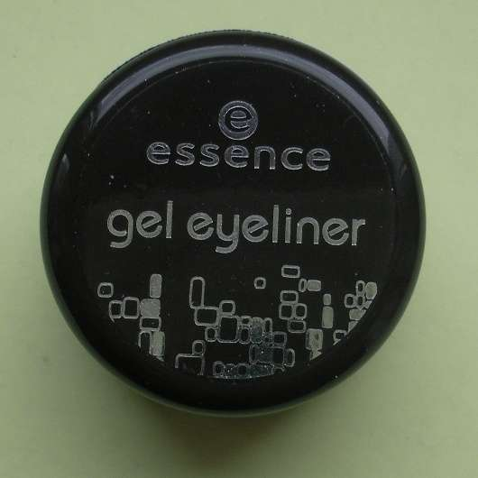 test eyeliner essence gel eyeliner farbe 02 london baby testbericht von arwenabendstern. Black Bedroom Furniture Sets. Home Design Ideas